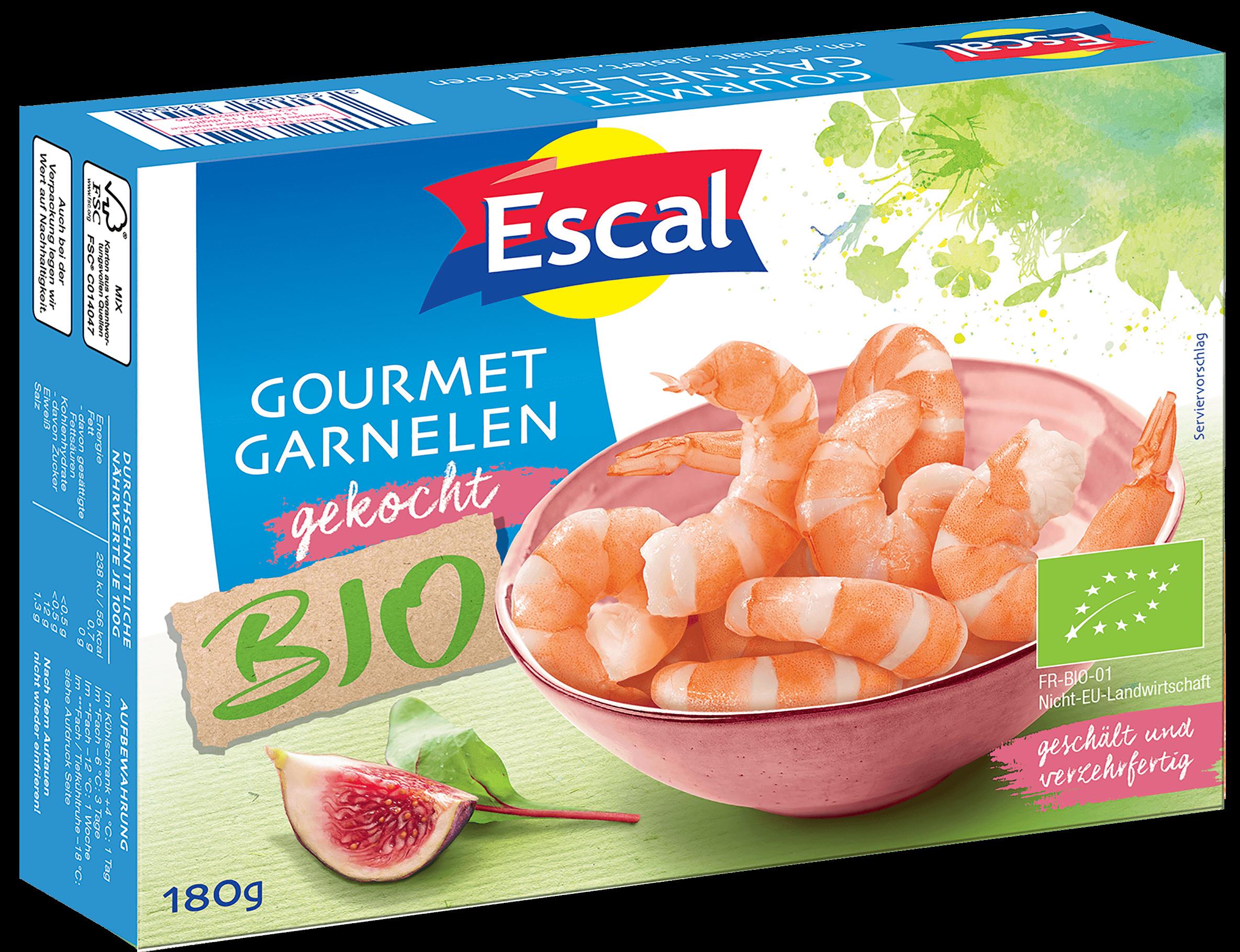 Gourmet Prawns Organic