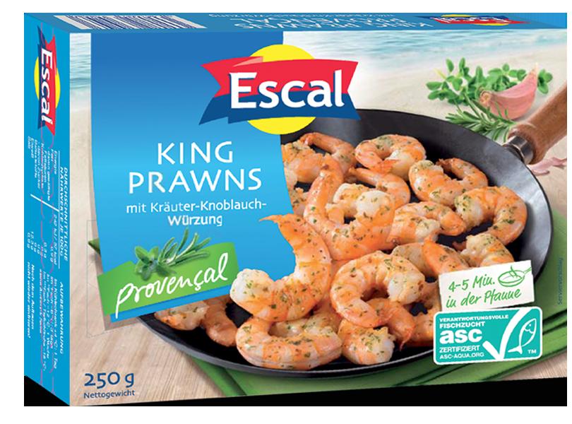 King Prawns Provençal ASC
