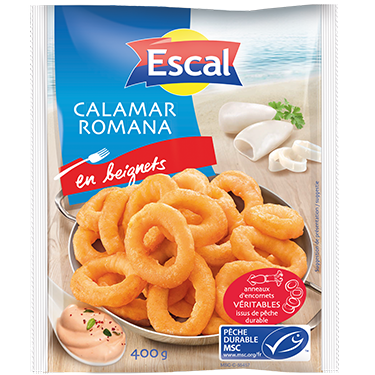 Calamar Romana