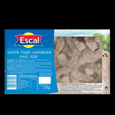 White Tiger Prawns King Size ASC