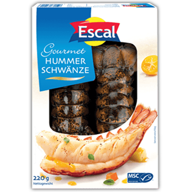 Canadian Lobster tails MSC