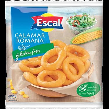 Calamar Romana Gluten free