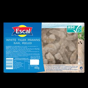 White Tiger Prawns ASC